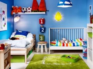 Как обставить детскую комнату